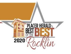Rocklin Herald Best of Best 2020